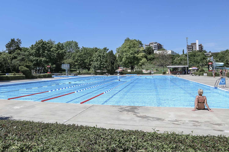 Schwimmbad Aesch BL
