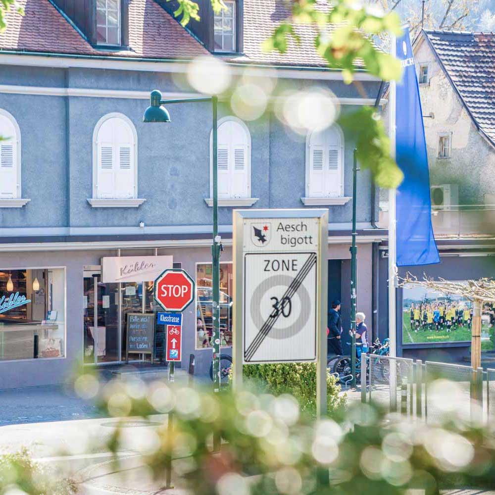 Dorfzentrum Aesch BL