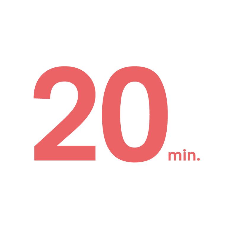 20 min.